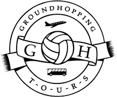 Groundhopping Tours Logo