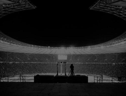 Oplev en af årets kampe på det historiske og flotte Olympiastadion i Berlin
