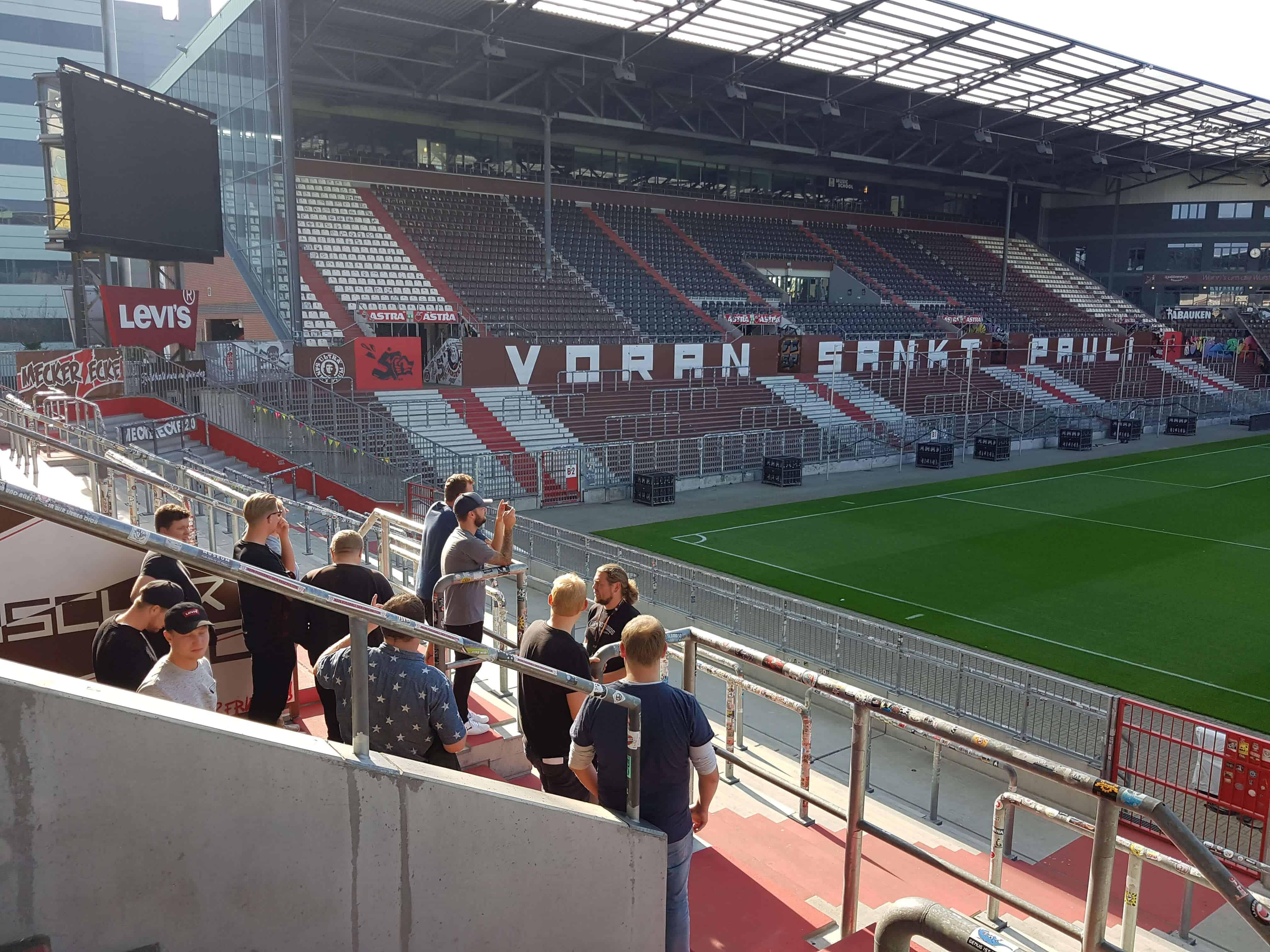 Fodboldrejse Bundesliga: FC Sankt Pauli Millerntor