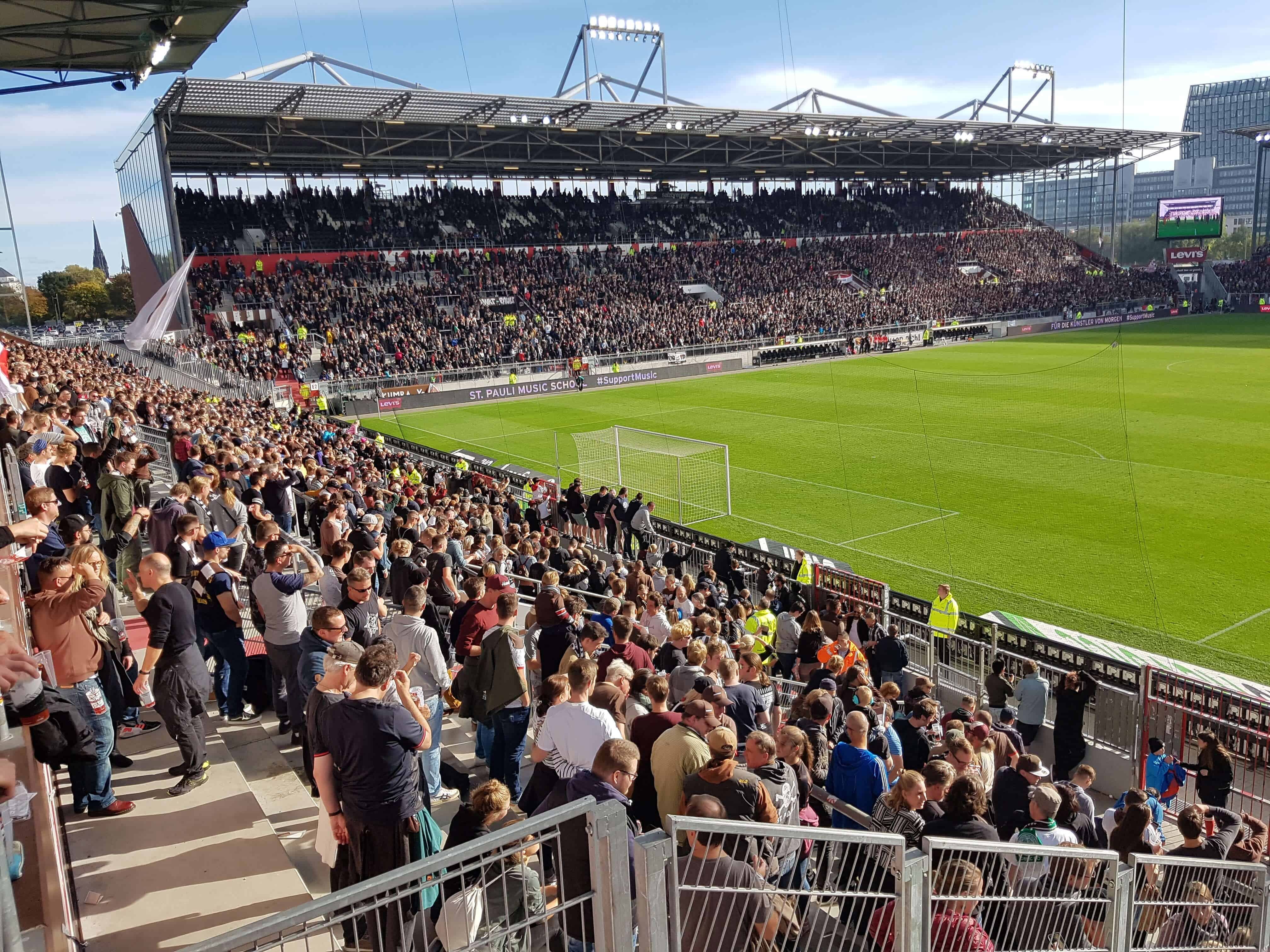 Millerntor Stadion - fodboldrejser hamburg