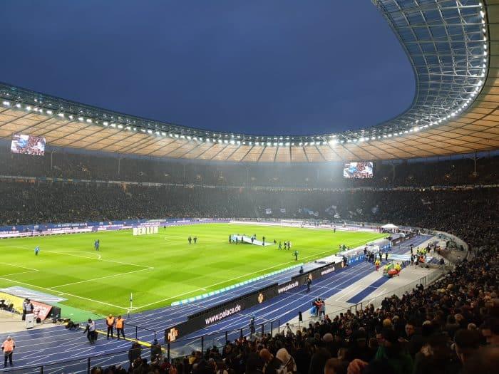 Fodboldrejser Tyskland: Olympia Stadion Berlin