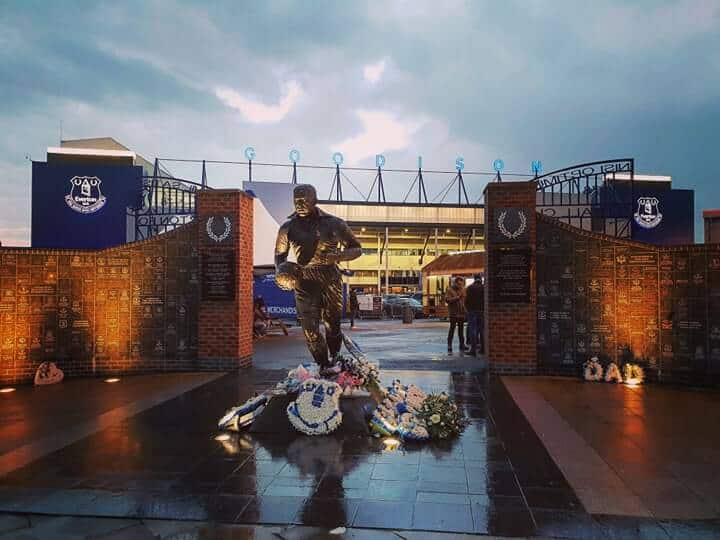 Fodboldrejse Goodison Park