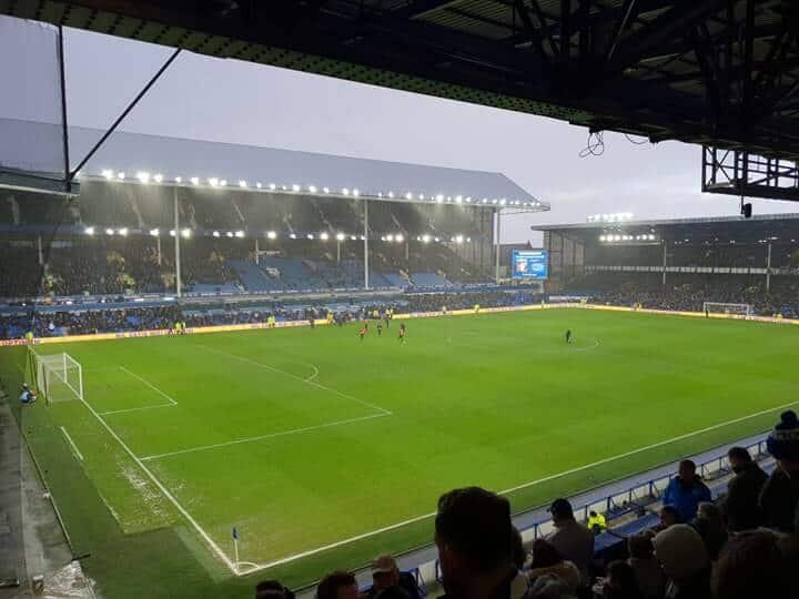 Fodboldrejse: Goodison Park i Liverpool