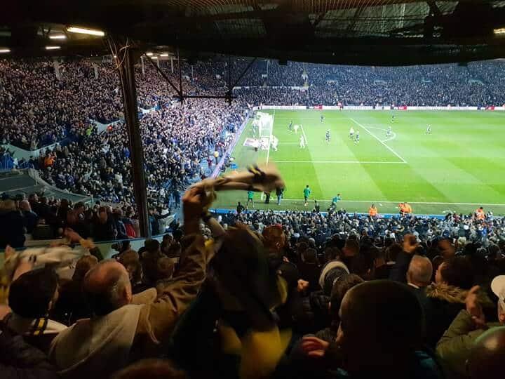 Fodboldrejse til Leeds United.
