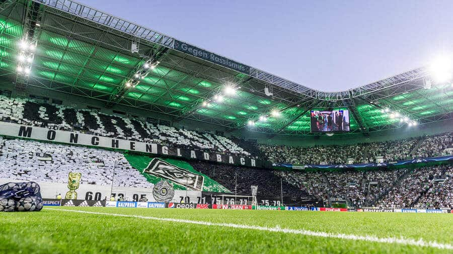 Fodboldrejse: Borussia München Gladback