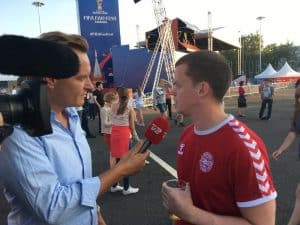 Lasse Bauer - Groundhopping Tours Guide
