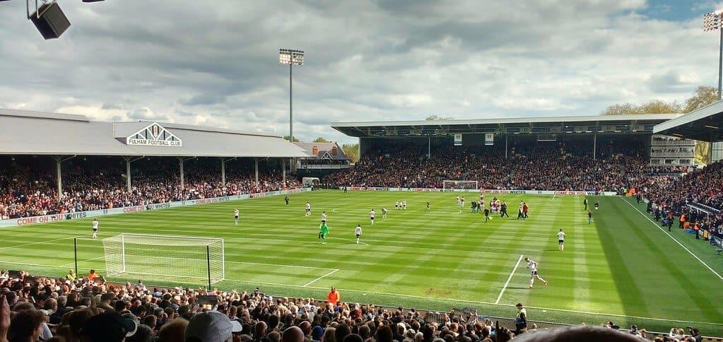 Fodboldrejse London: Fulham FC på Craven Cottage