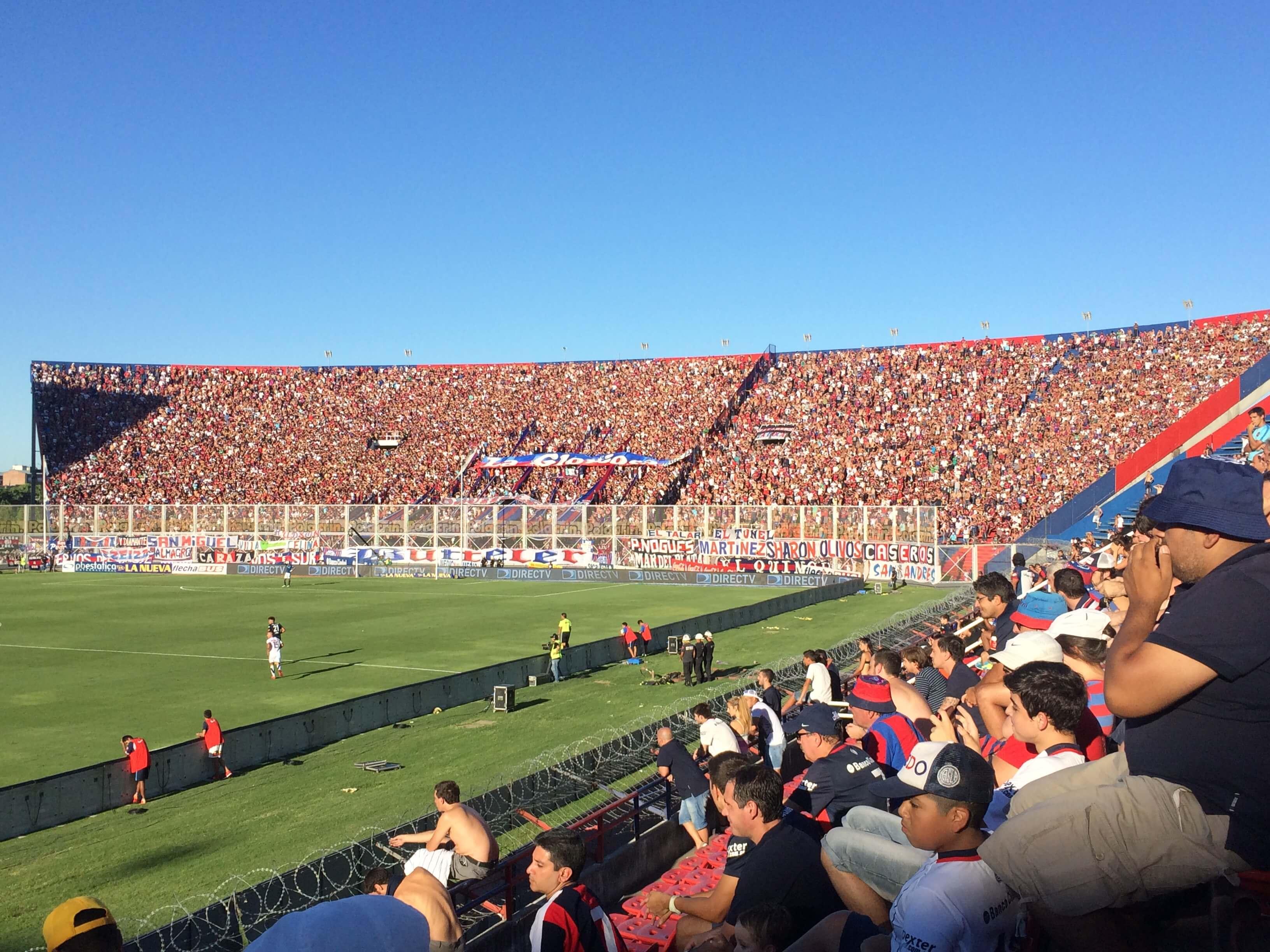 fodboldrejse i argentina: San Lorenzo