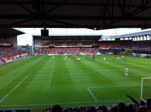 Dundee FC stadion: Tannadice Park