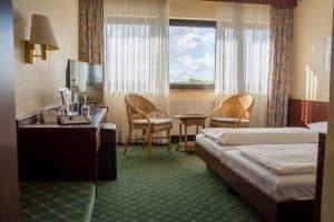 Hotel Helgoland i Hamborg: Værelse