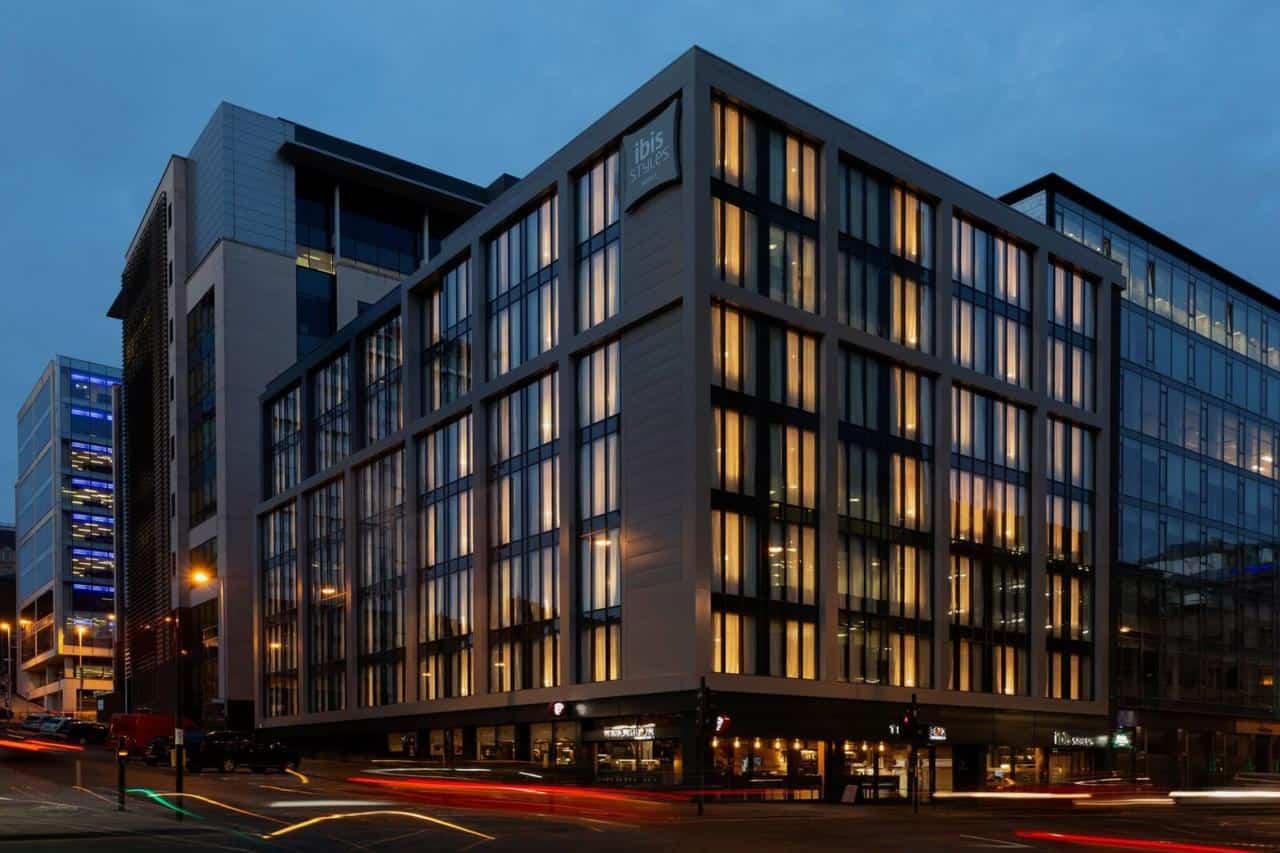 Old Firm: Hotellet i Glasgow