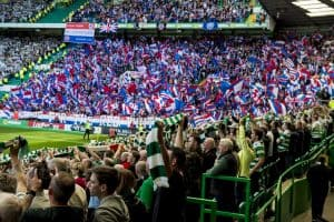 Old Firm: Celtic - Rangers