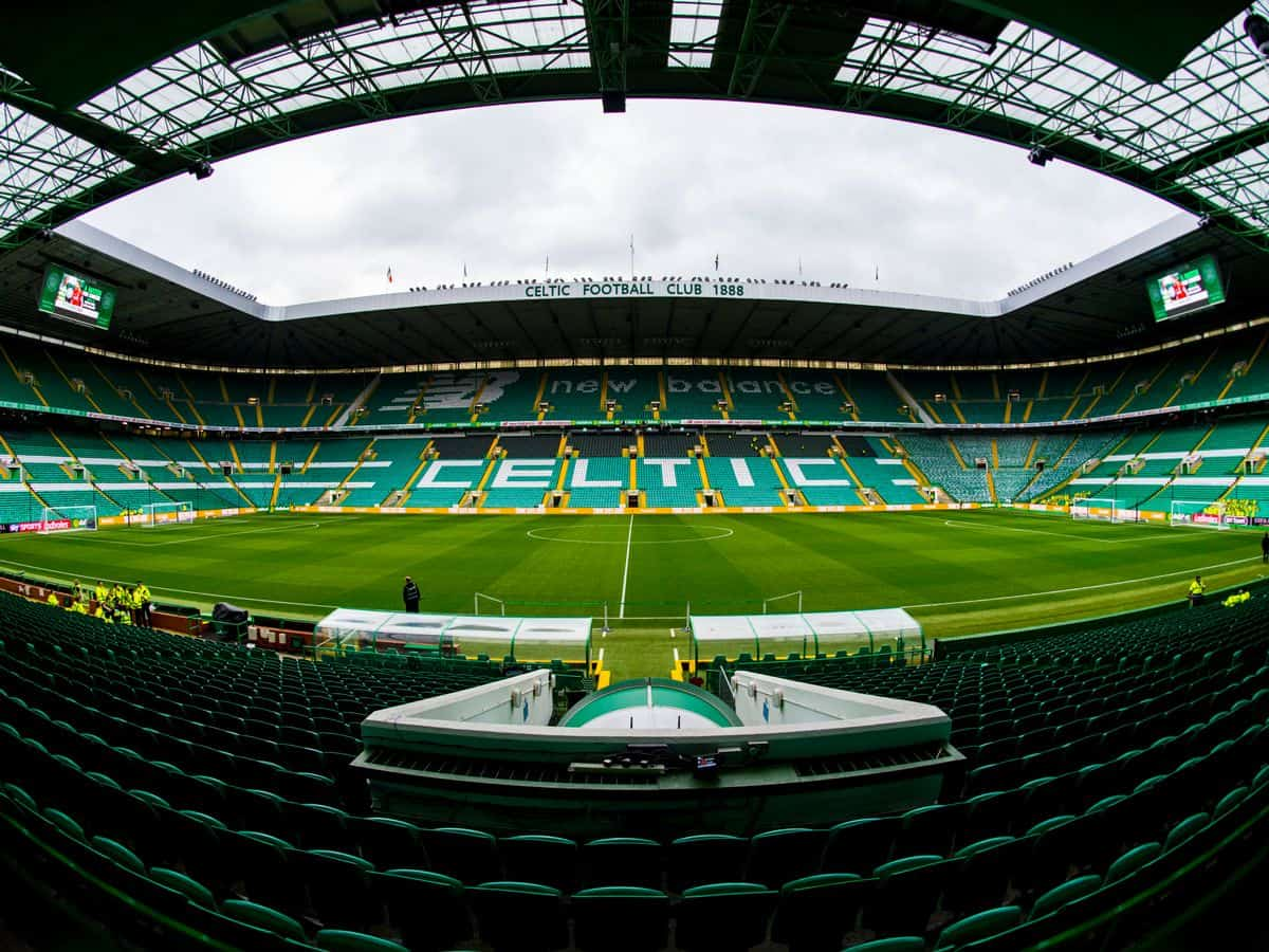 Old Firm: Celtic Park
