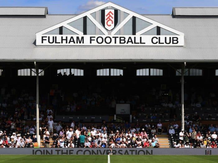 Craven Cottage - Fulham FC Stadion