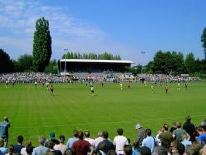 Fodboldtur til Hamborg: Stadion Hoheluft