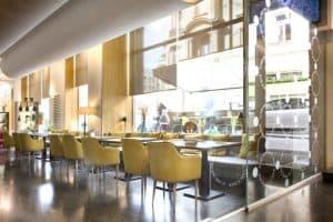 Beograd Derby Hotel - lobby