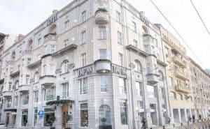 Beograd Derby Hotel - facade