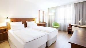 Hotelværelse til fodboldrejse til Hamburg: Hotel NH Altona