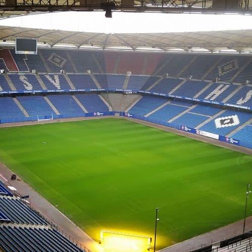 Volksparkstadion - Hamburger SC