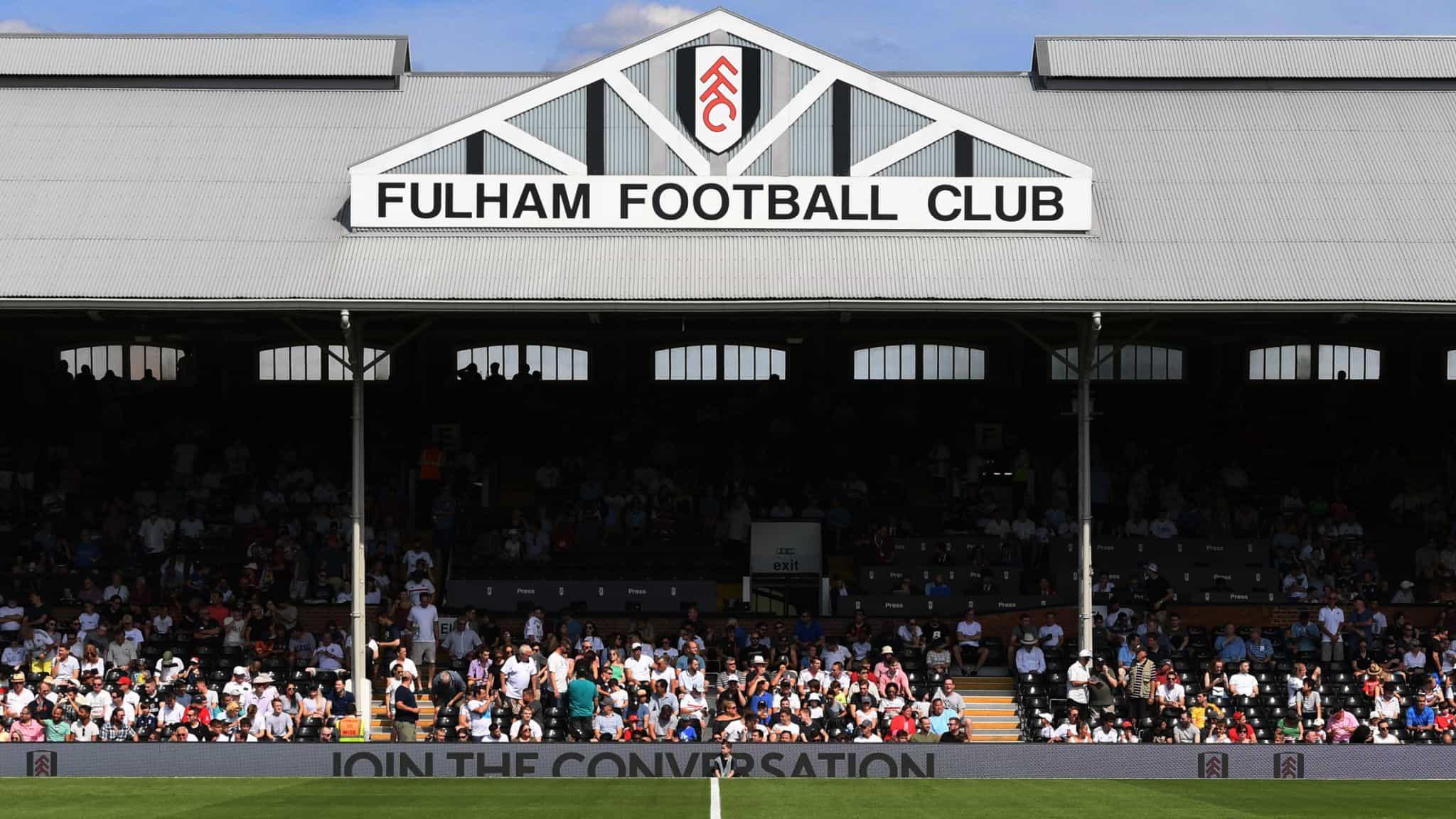 Fodboldrejse London: Craven Cottage