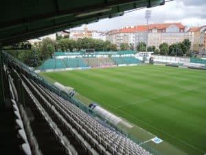 Fodboldtur Prag: Bohemians 1905 Stadion