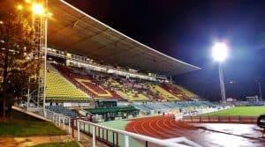 Fodboldrejse Tjekkiet: FK Dukla Praha Stadion