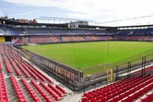 Fodboldrejse Prag: Sparta Prag Stadion