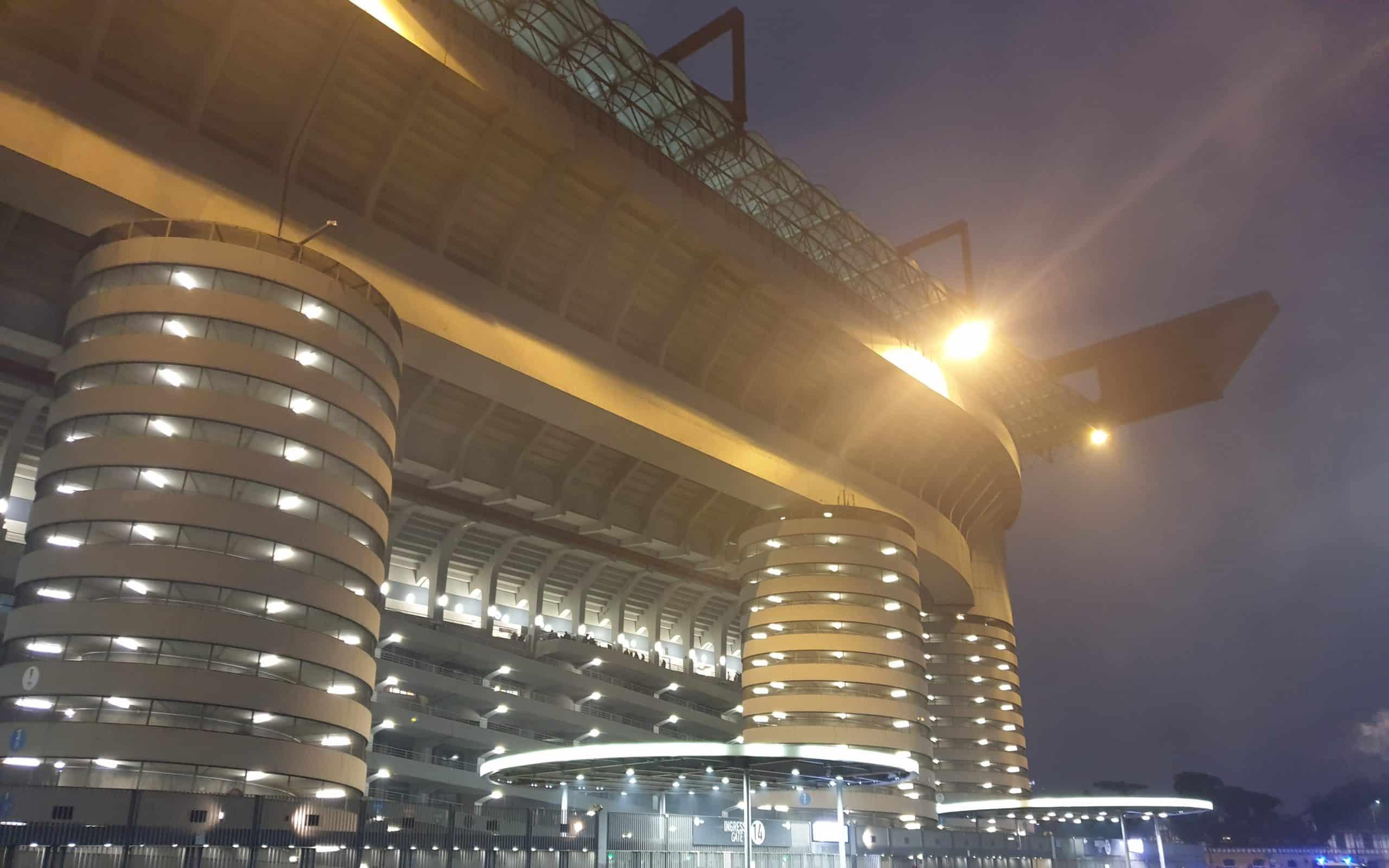 Fodboldrejser Italien: San Siro Stadion