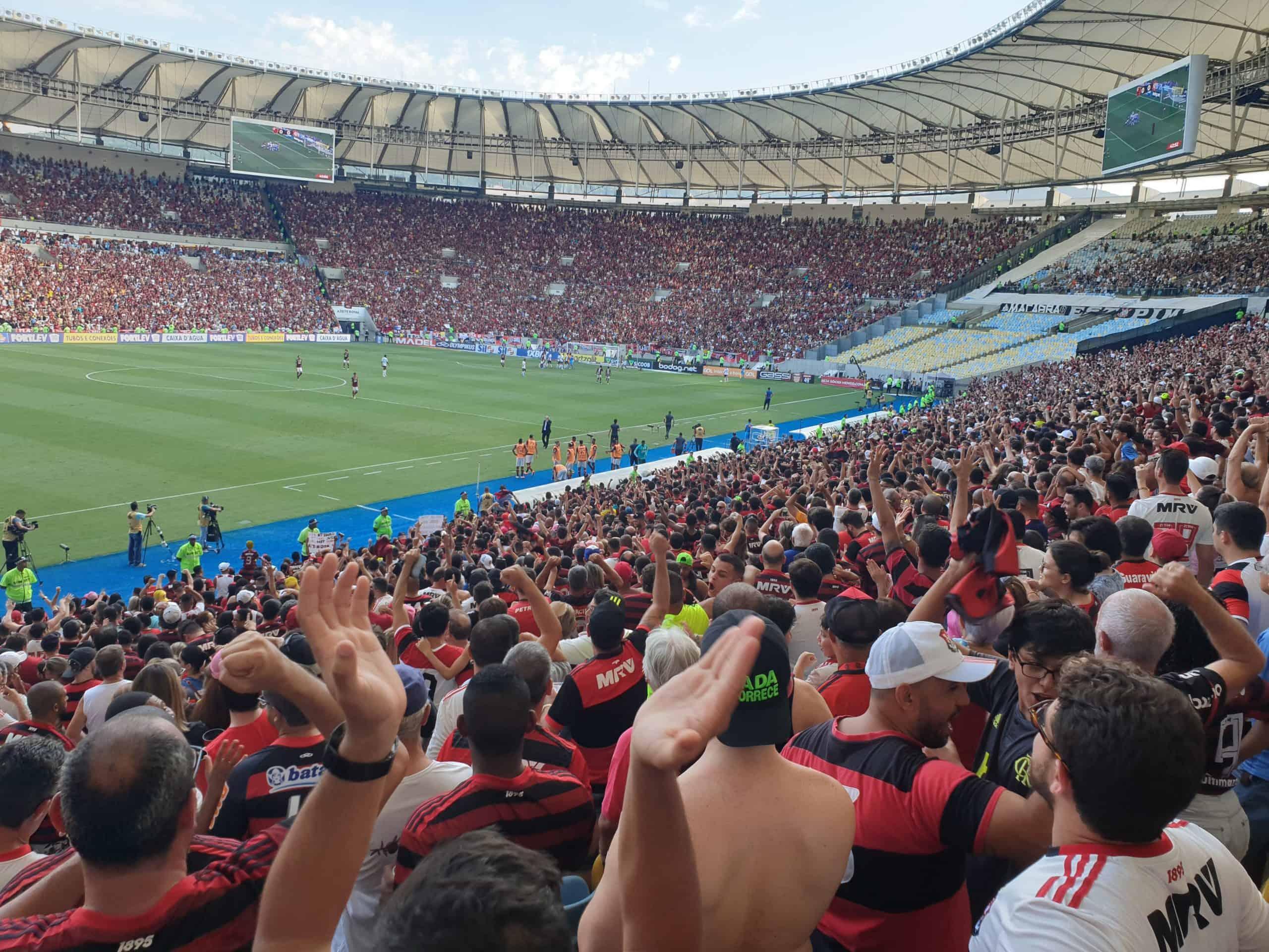 Fodboldrejse til Brasilien: Macarena