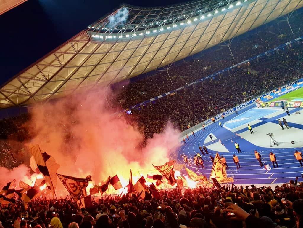 Fodboldrejser Berlin: Hertha Berlin - Borussia Dortmund