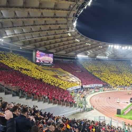 Fodboldrejse Rom: Stadio Olimpico Derby delle Capitale