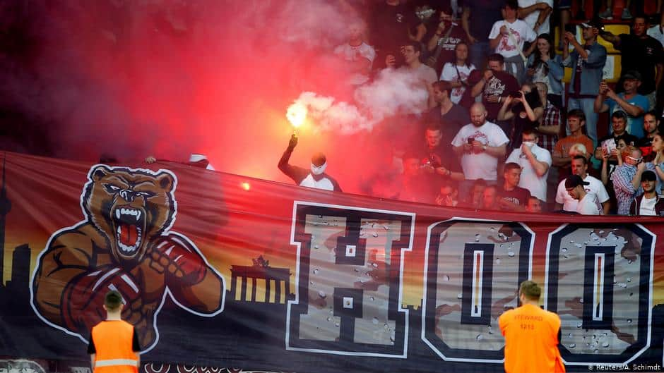 Fodboldrejser Berlin: BFC Dynamo Berlin