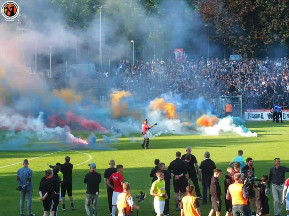 Fodboldrejser til Berlin: Babelsberg 03