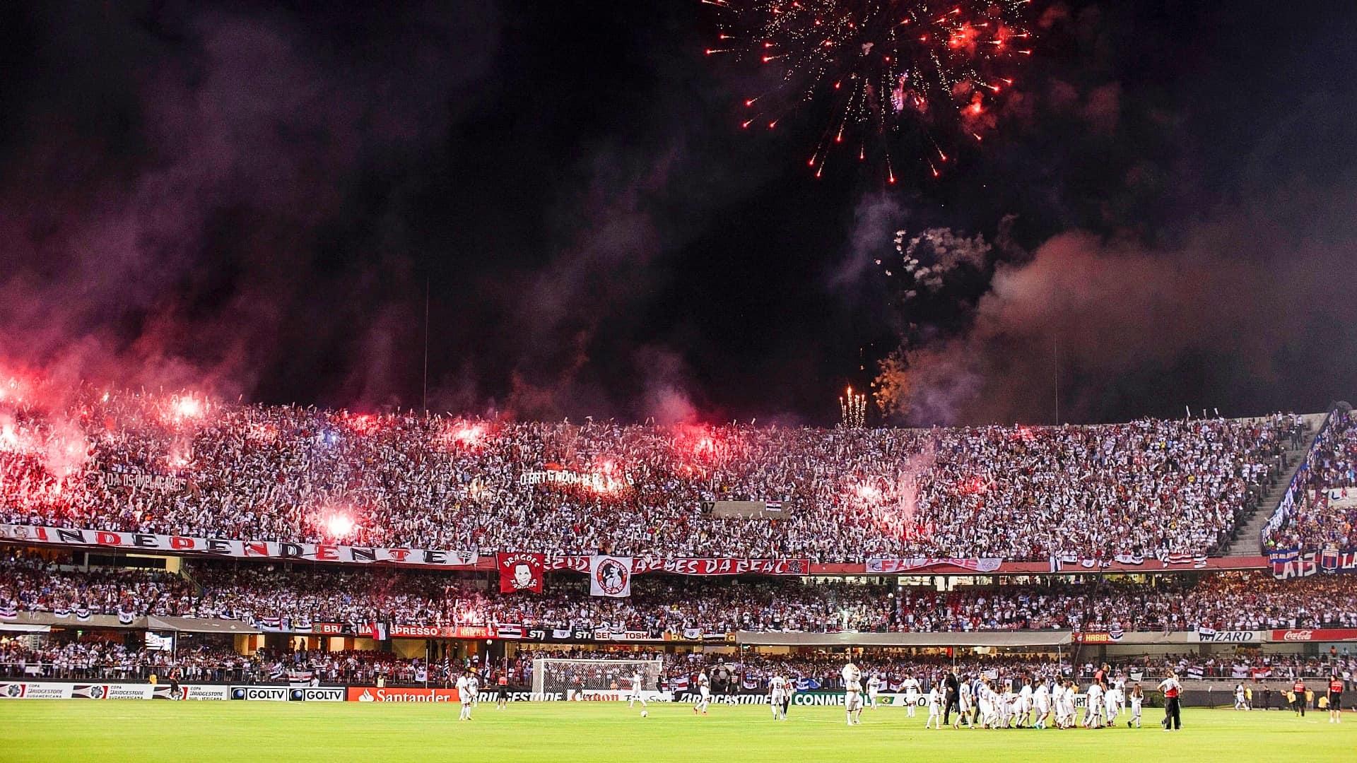Fodboldrejser til Brasilien: Sao Paulo FC