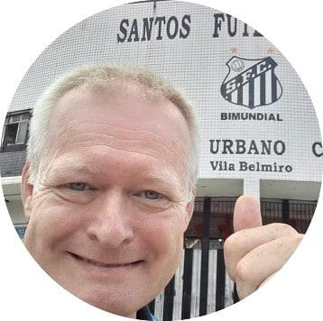 Fodbold Brasilien: Peter fra Brasserbold er guide hos Groundhopping Tours