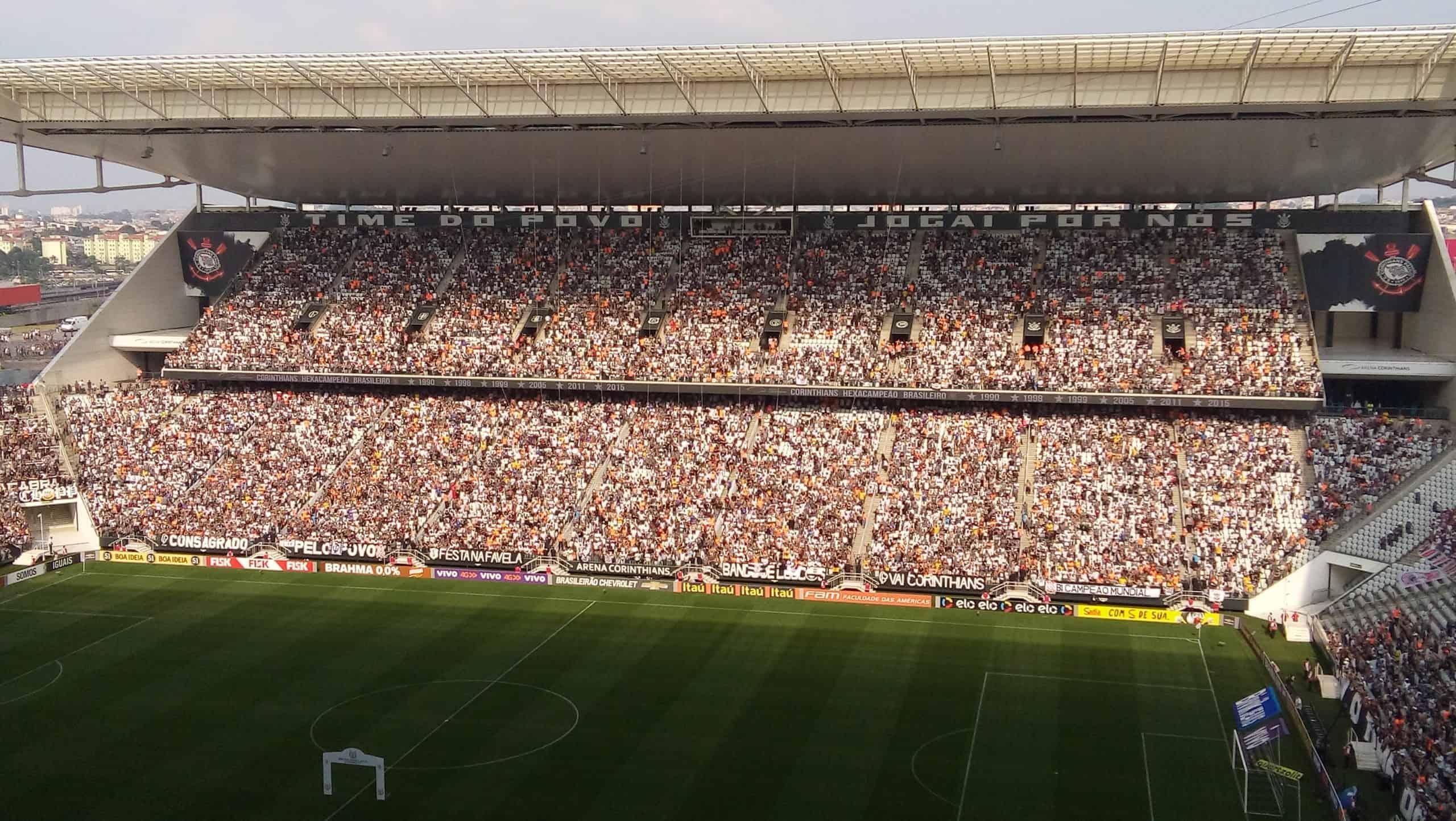 Fodboldrejse Brasilien: Corinthians
