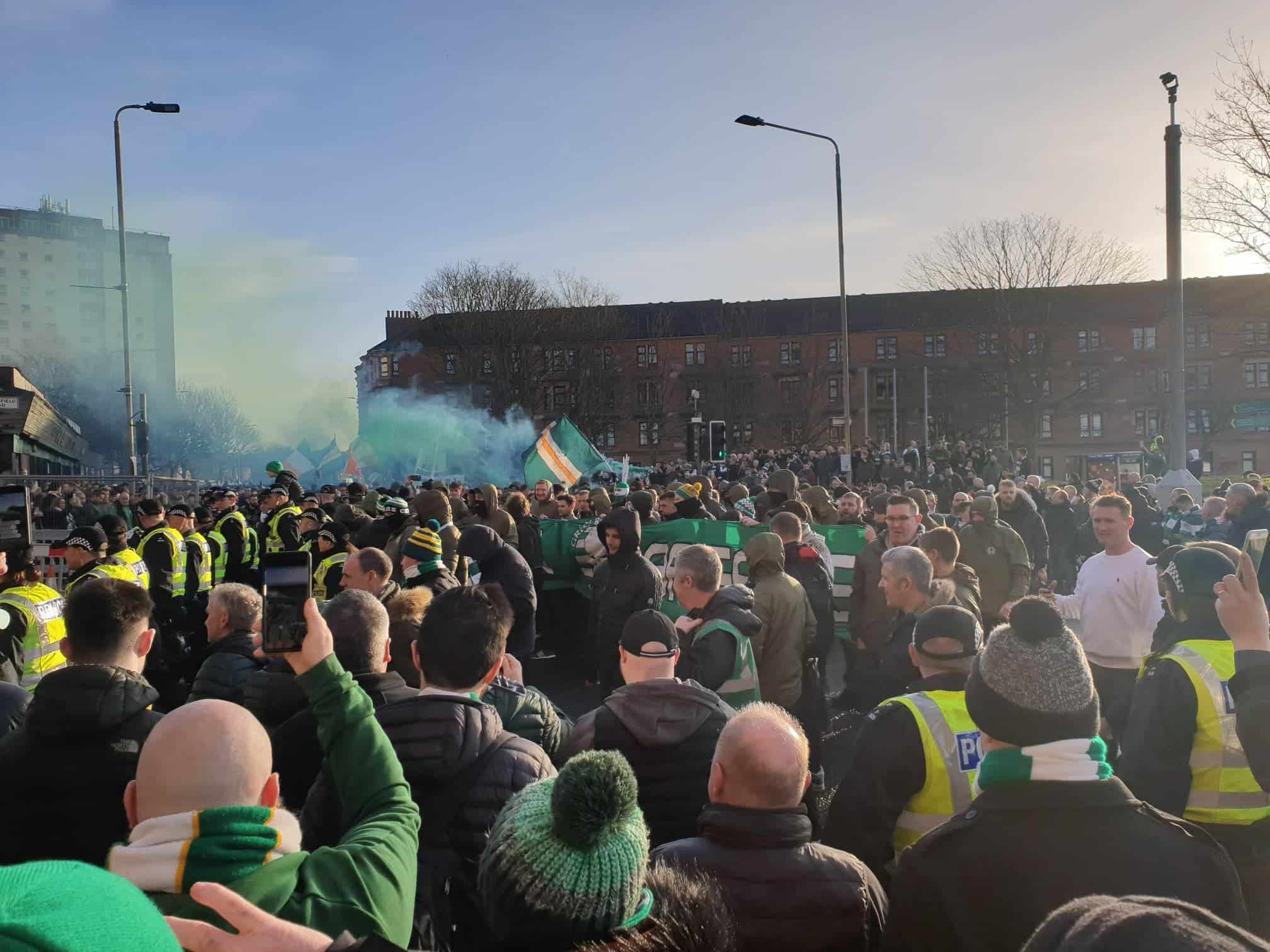 Old Firm: Celtic Park - March