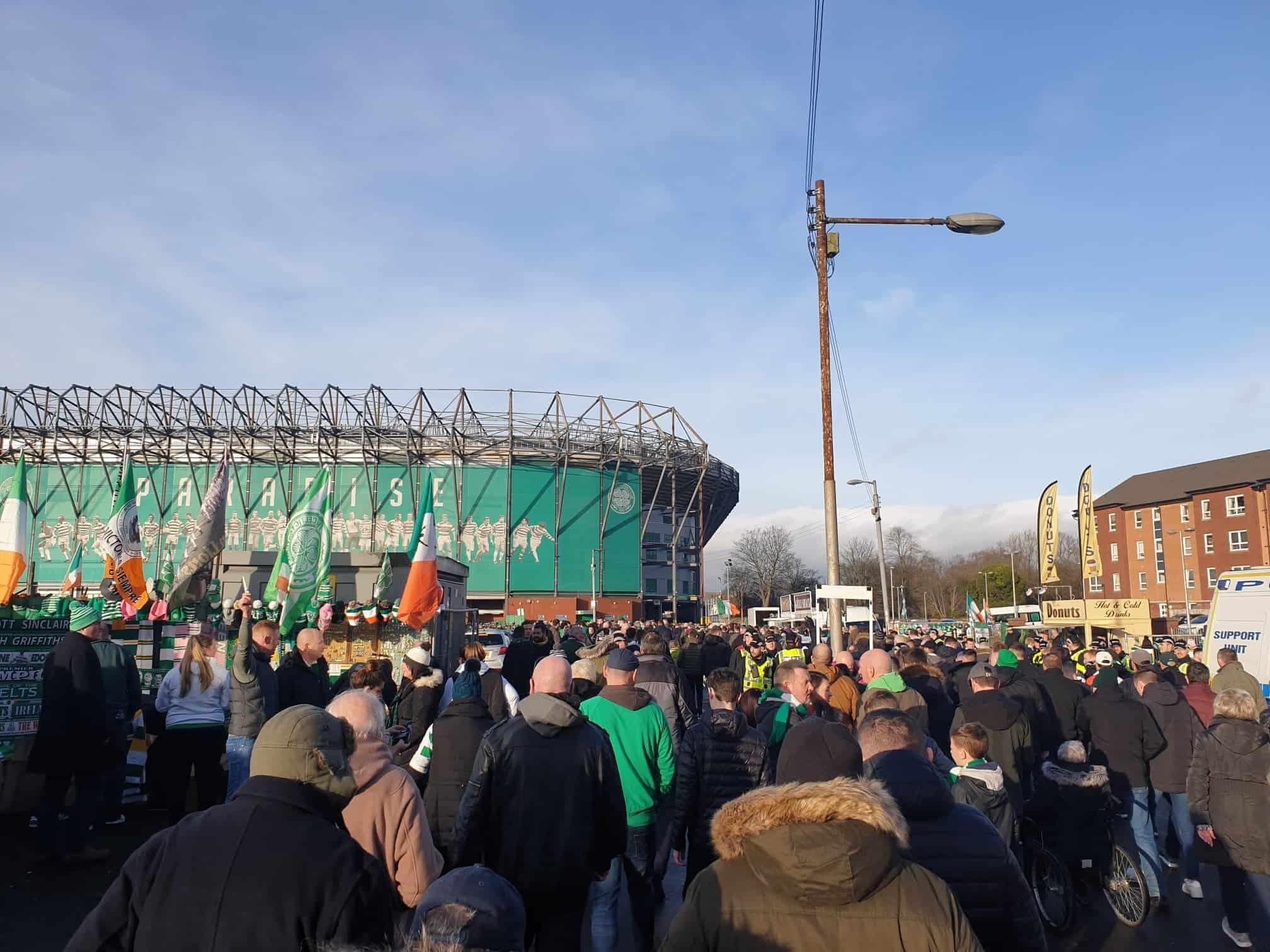 Old Firm: Celtic Park - optakt
