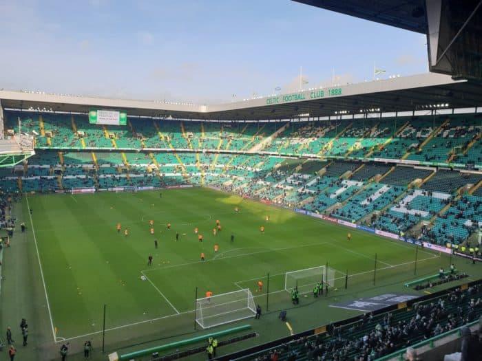 Old Firm: Celtic Park - Stadion