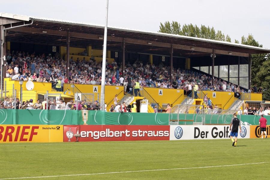 SC Victoria - Hoheluft Stadion - fodboldrejse hamburg